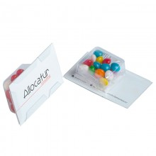 Small Biz Card Treats with Chewy Fruits 14g