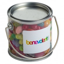 Small PVC Bucket with JELLY BELLY Jelly Beans