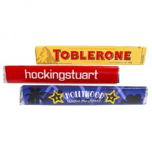 Toblerone Bar with Personalised Wrapper, 100g