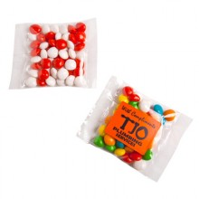 CHEWY FRUITS (SKITTLE LOOK ALIKE) BAGS 50G