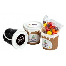 Coffee Cup with SKITTLES 50G