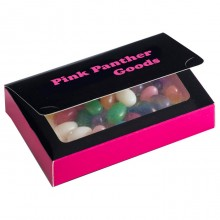Full Colour Printed Bizcard Box with Jelly Beans 50g