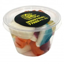 Tub filled with Mixed Lollies 100g