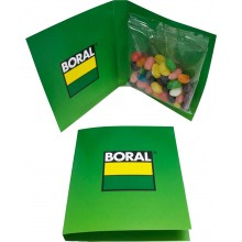 Gift Card with 50g Jelly Bean bag