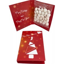 Gift Card Lolly Bags Mints 25g