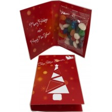 Gift Card Lolly Bags 25g