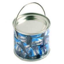 MEDIUM PVC BUCKET FILLED WITH MENTOS X 60 170G