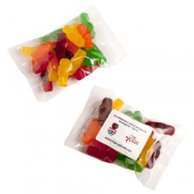 JELLY BABY BAG 100G