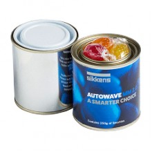 PAINT TIN FILLED WITH BOILED LOLLIES 130G
