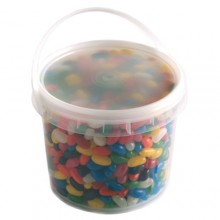 2.4L BUCKET filled with Jelly Beans