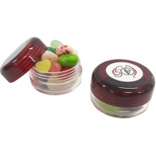 Small Screw Cap Jar with JELLY BELLY Jelly Beans